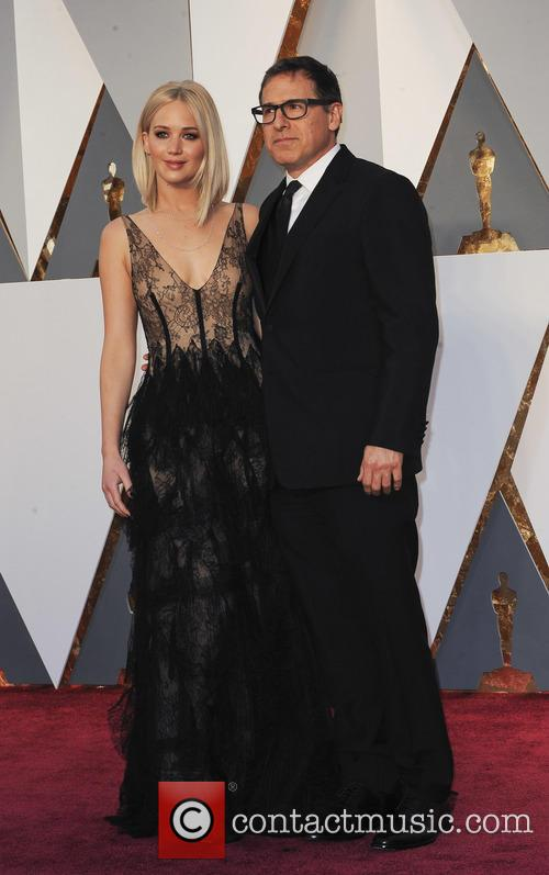 Jennifer Lawrence and David O Russell 1