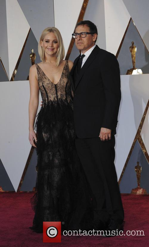 Jennifer Lawrence and David O Russell 2