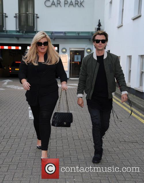 Gemma Collins and Jonathan Cheban 5