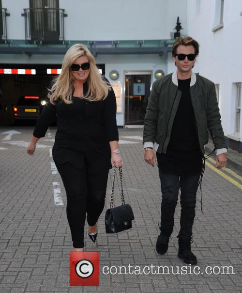 Gemma Collins and Jonathan Cheban 6