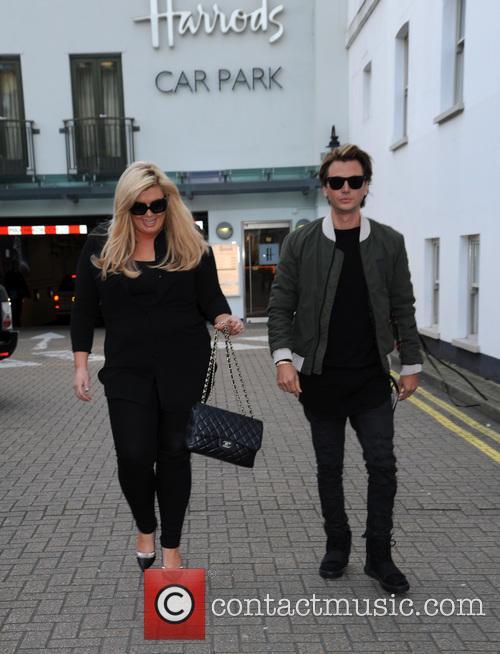 Gemma Collins and Jonathan Cheban 7