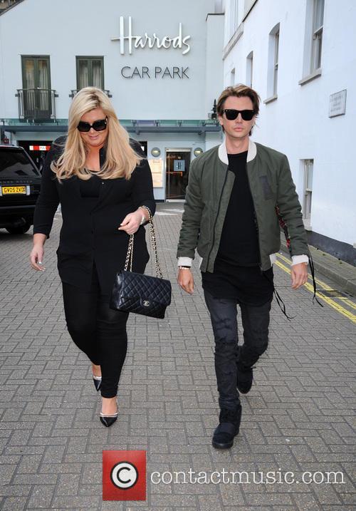 Gemma Collins and Jonathan Cheban 8