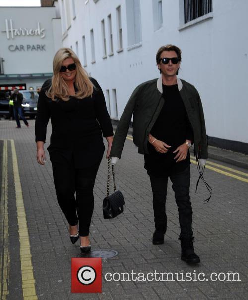 Gemma Collins and Jonathan Cheban 10