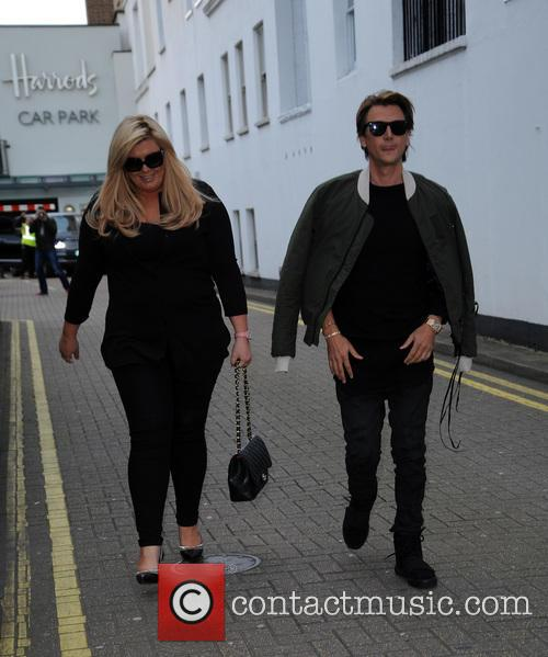 Gemma Collins and Jonathan Cheban 11