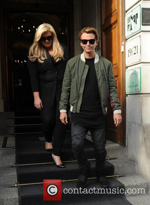 Gemma Collins and Jonathan Cheban 2
