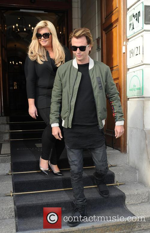 Gemma Collins and Jonathan Cheban 3