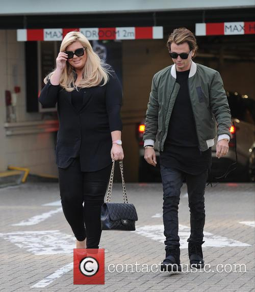 Gemma Collins and Jonathan Cheban 6