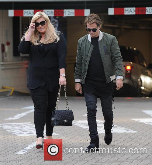 Gemma Collins and Jonathan Cheban 7