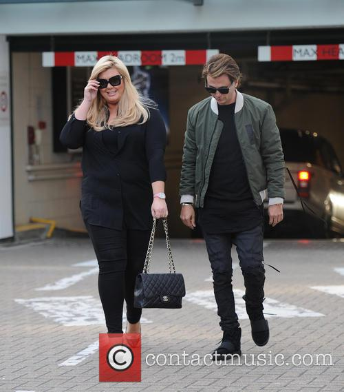 Gemma Collins and Jonathan Cheban 8