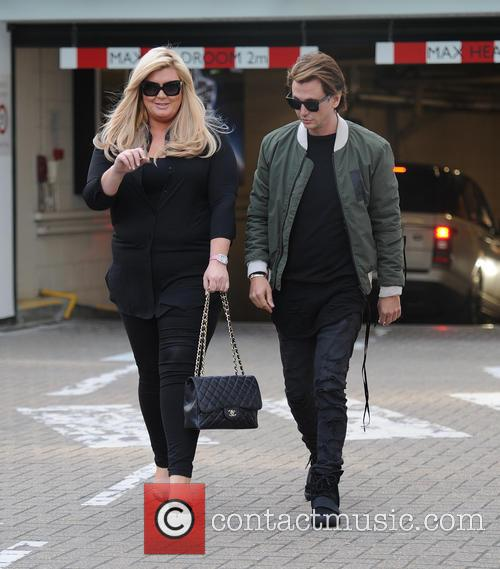 Gemma Collins and Jonathan Cheban 9