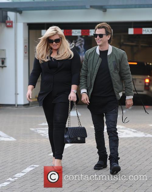 Gemma Collins and Jonathan Cheban 10