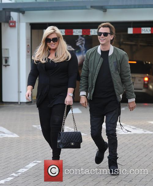 Gemma Collins and Jonathan Cheban 11