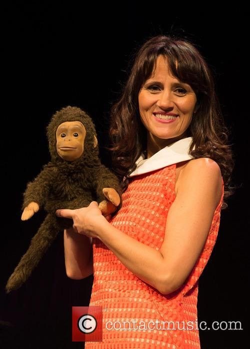 Nina Conti In Your Face - Photocall