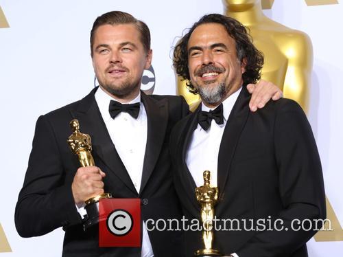 Leonardo Dicaprio and Alejandro Gonzalez 10