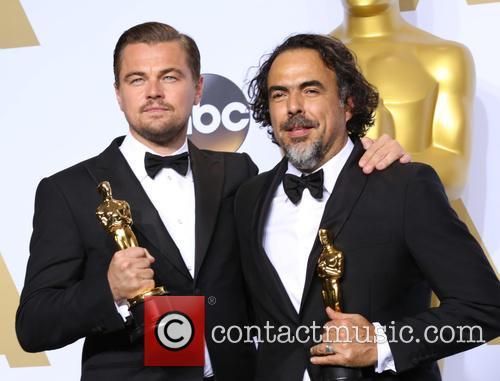 Leonardo Dicaprio and Alejandro Gonzalez 11