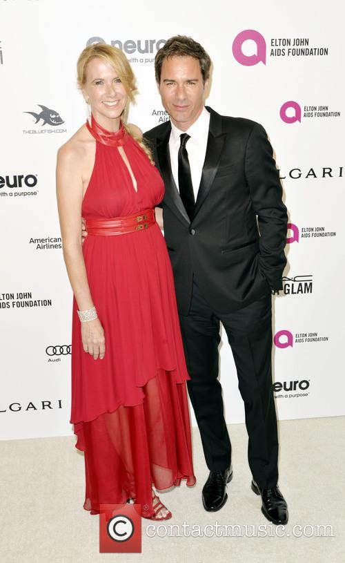 Eric Mccormack and Janet Mccormack