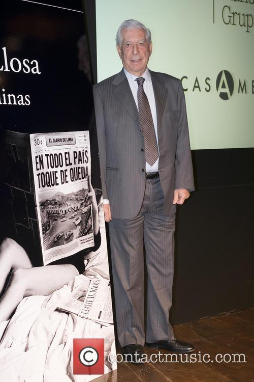 Mario Vargas Llosa 2
