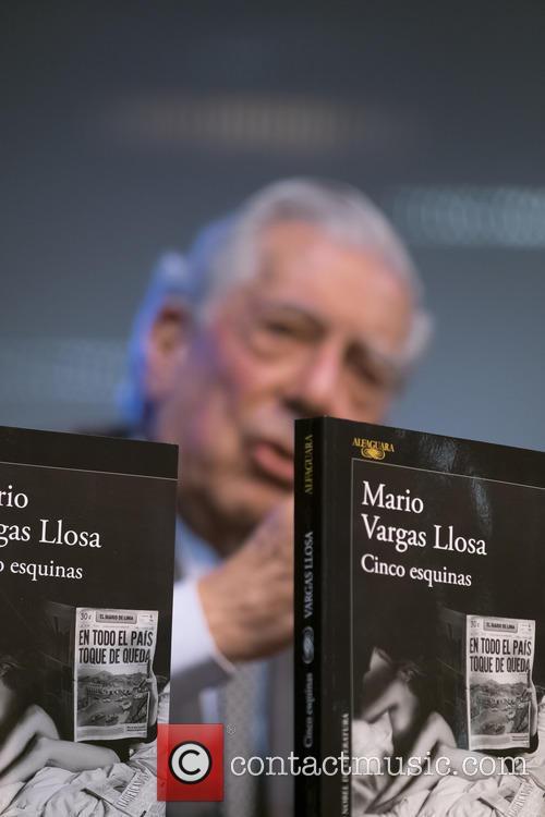 Mario Vargas Llosa 8