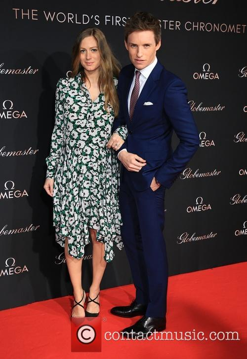 Hannah Bagshawe and Eddie Redmayne 3