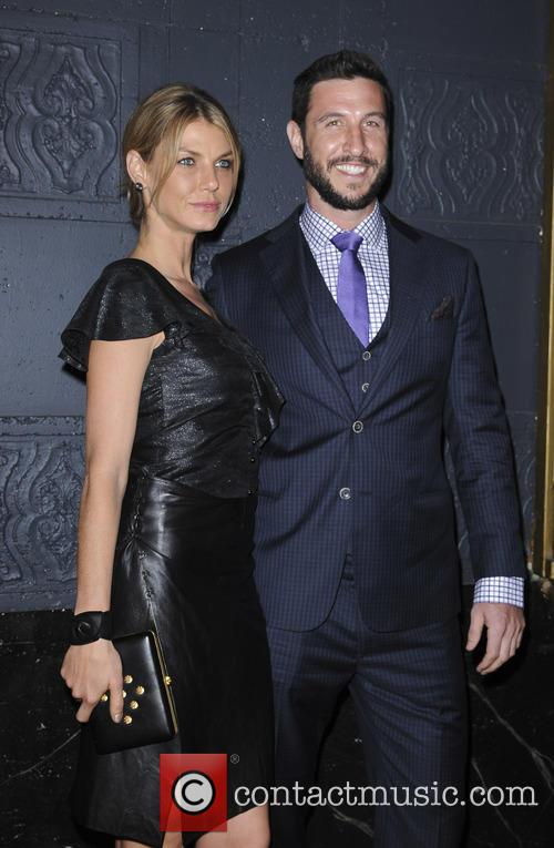 Pablo Schreiber and Angela Lindvall 3