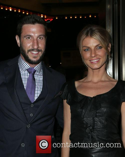 Pablo Schreiber and Angela Lindvall 9