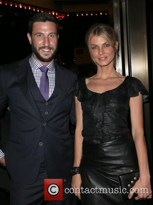 Pablo Schreiber and Angela Lindvall 10