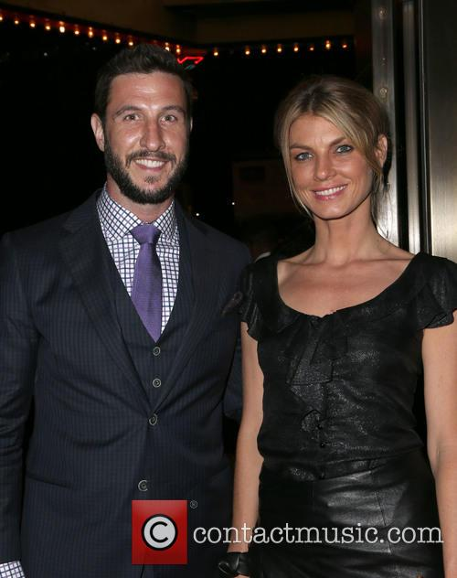 Pablo Schreiber and Angela Lindvall 11