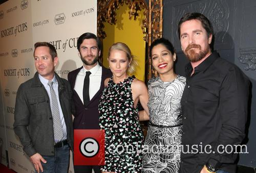 Thomas Lennon, Wes Bentley, Teresa Palmer, Freida Pinto and Christian Bale 3