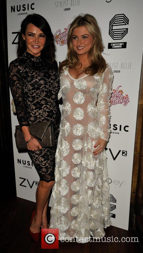 Lizzie Cundy and Zara Holland 1