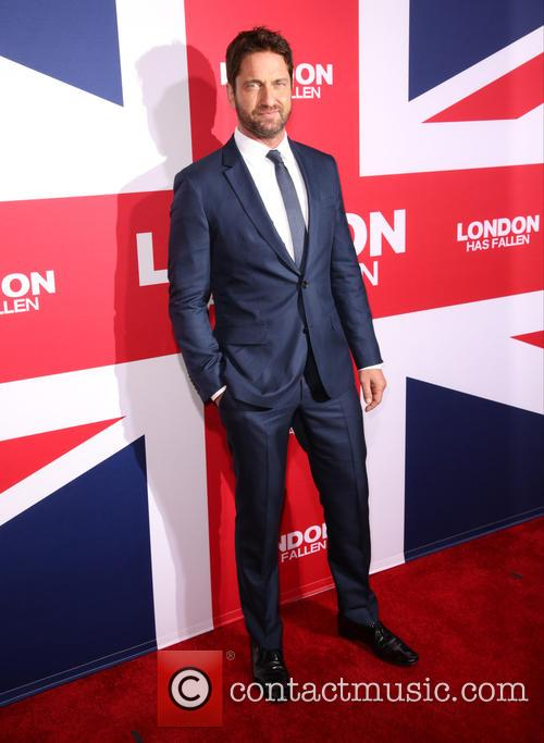 Gerard Butler Says He Initially Feared That 'London Has Fallen' Might Touch A Nerve