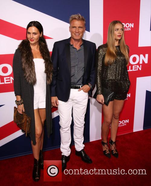 Dolph Lundgren and Guests 2