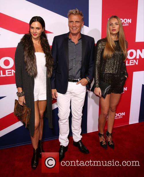Dolph Lundgren and Guests 3