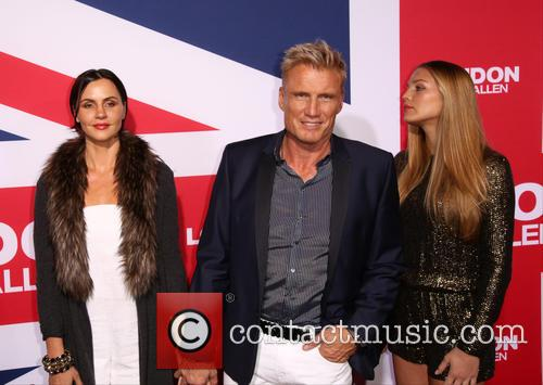 Dolph Lundgren and Guests 4