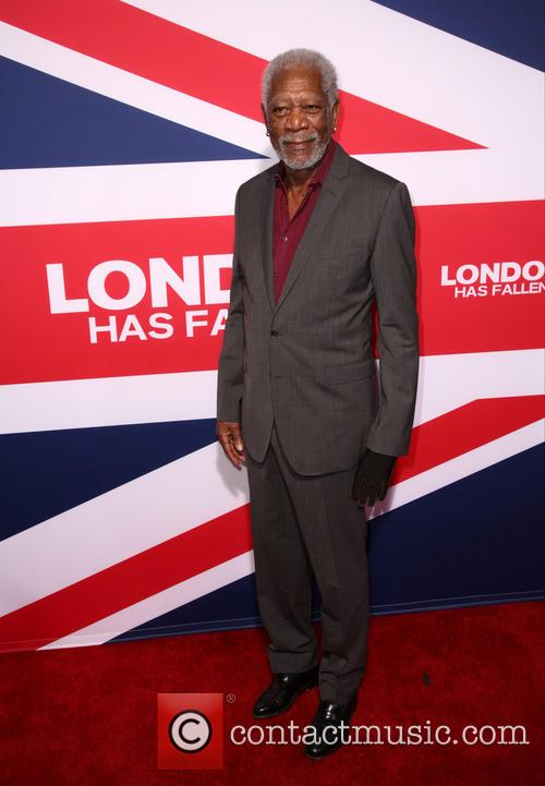Morgan Freeman 11