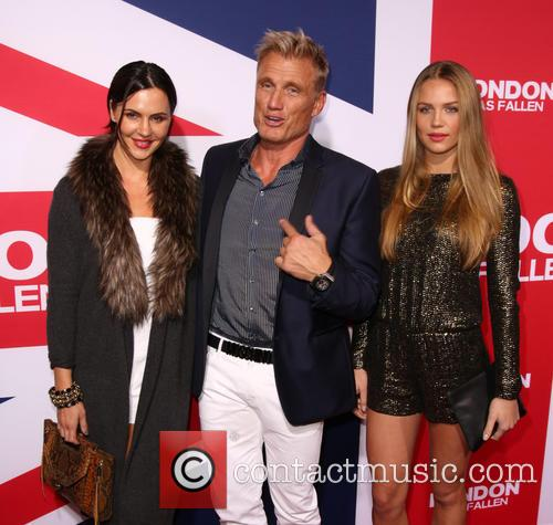 Dolph Lundgren and Guests 10