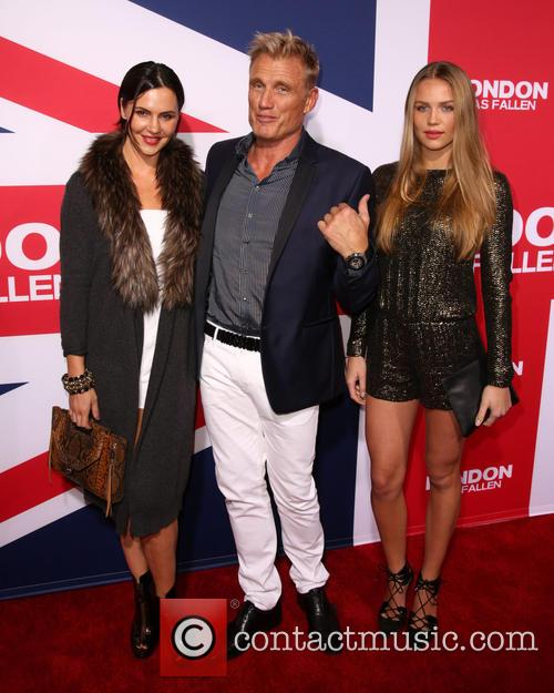 Dolph Lundgren and Guests 11