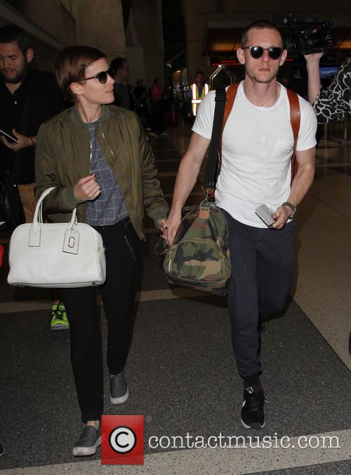 Kate Mara and Jamie Bell 1