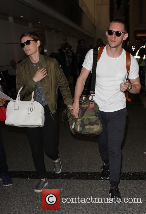 Kate Mara and Jamie Bell 5
