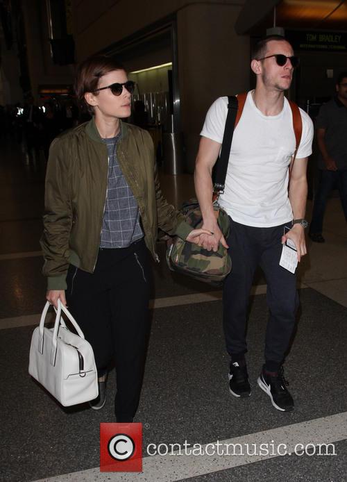 Kate Mara and Jamie Bell 7