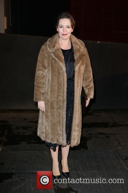 Olivia Colman 3