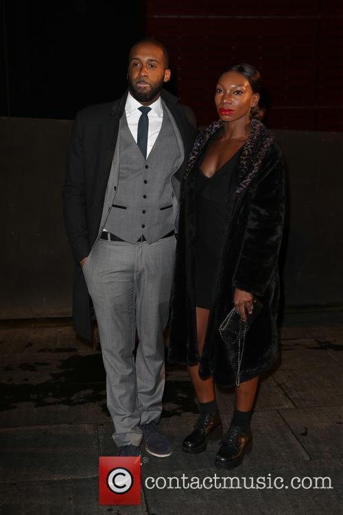 Bright Young Things, Giles Terera and Michaela Coel