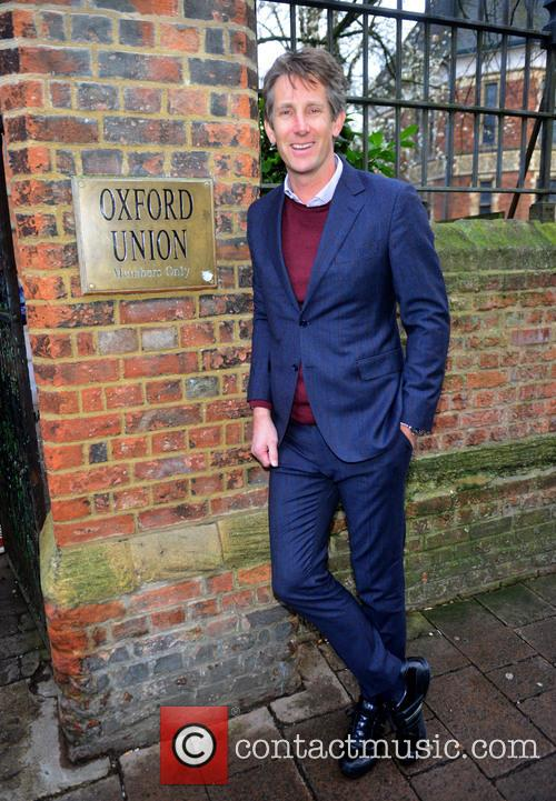 Edwin Van Der Sar In Oxford 1