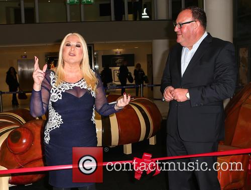 Vanessa Feltz and Tom Nathan 3