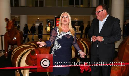 Vanessa Feltz and Tom Nathan 8