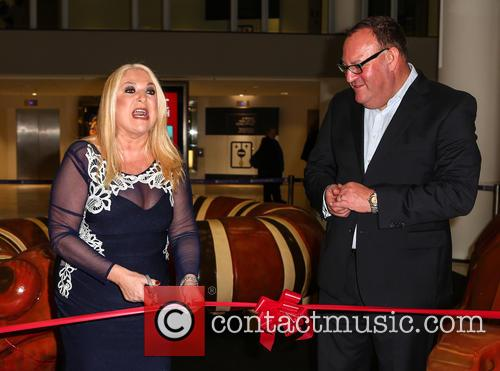 Vanessa Feltz and Tom Nathan 11