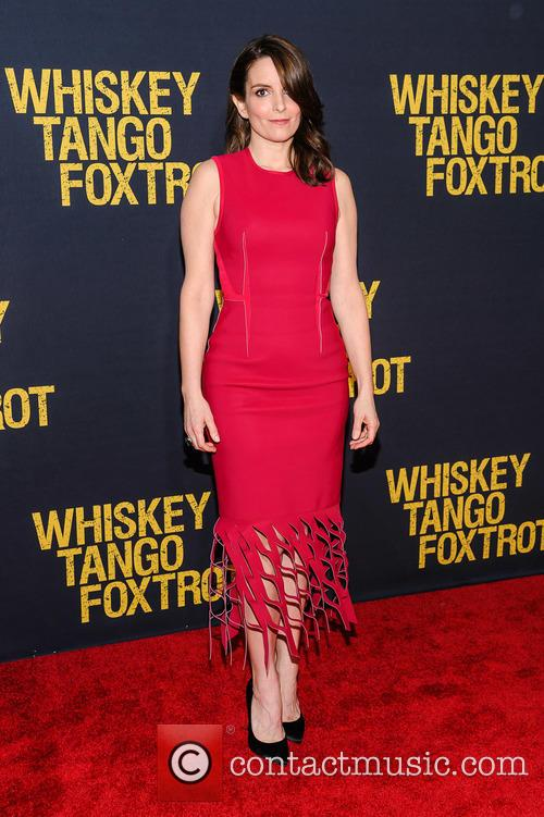 'Whiskey Tango Foxtrot' New York premiere - Arrivals