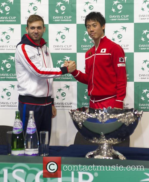 Dan Evans and Kei Nishikori 6