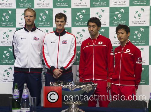 Dominic Inglot, Jamie Murray, Yoshihito Nishioka and Yasutaka Uchiyama 4