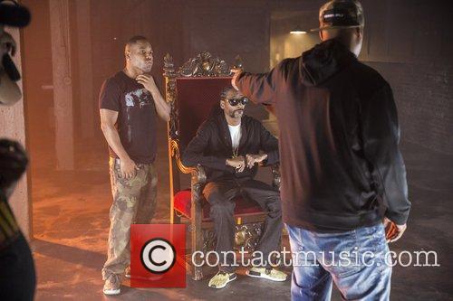 Snoop Lion, Snoop Dogg and Tyrin Turner 2