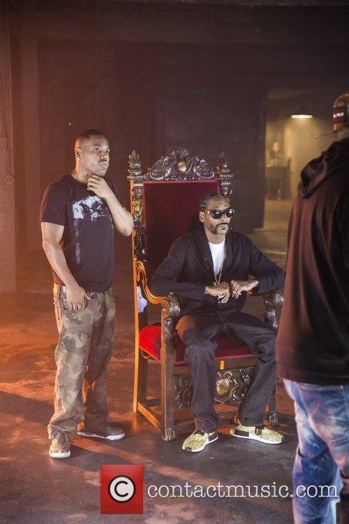 Snoop Lion, Snoop Dogg and Tyrin Turner 3
